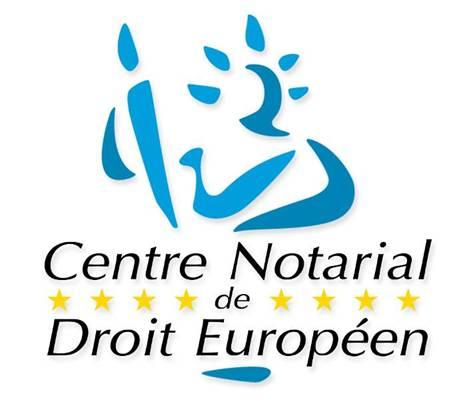 image du logo du Centre Notarial de Droit Européen